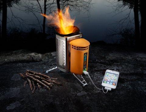 BioLite stove 発売開始!