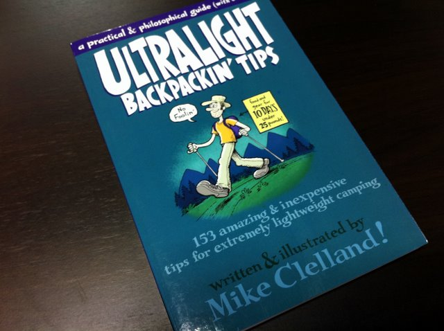 Ultralight Backpackin' Tips