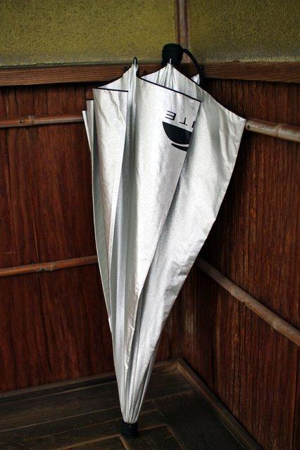 新しい傘があると雨はむしろウレシイ